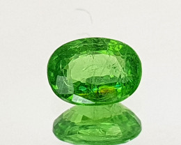 0.47Crt Tsavorite Garnet Rare  Natural Gemstones JI28