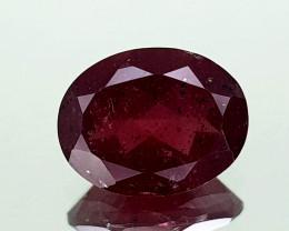 2.55Crt Rhodolite Garnet  Natural Gemstones JI28