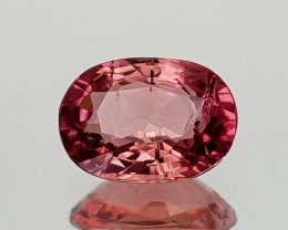 1.27Crt Pink Tourmaline Natural Gemstones JI28