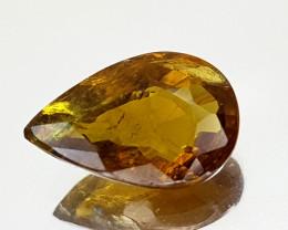 2.33Crt Yellow Tourmaline Natural Gemstones JI28