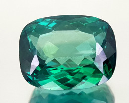 8.65Crt Green Topaz Coated  Natural Gemstones JI28