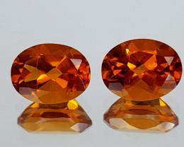 2.42Crt Madeira Citrine Natural Gemstones JI28
