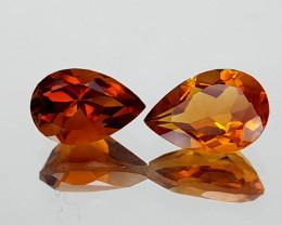 2.48Crt Madeira Citrine Natural Gemstones JI28