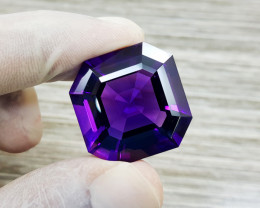 Amethyst, 57.15 Cts Natural Top Color & Cut Amethyst Gemstones