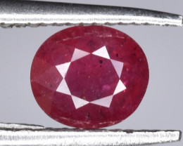 Natural Red Ruby 0.55 CTS
