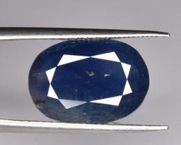 Cert ~ 6.73 CTS Corundum Sapphire