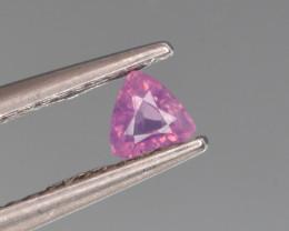Natural Sapphire 0.27 Cts from Kashmir, Pakistan