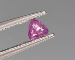 Natural Sapphire 0.31 Cts from Kashmir, Pakistan
