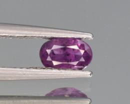 Natural Sapphire 0.65 Cts from Kashmir, Pakistan