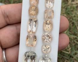 66.15 carats topaz Gemstones parcel