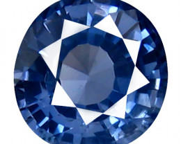 Cylon Sapphire 0.97 Cts Cornflower Blue Antique Step Cut BGC292