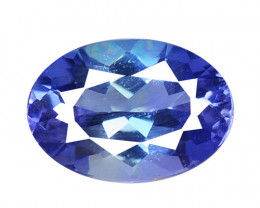 1.39 Cts Amazing rare Violet Blue Color Natural Tanzanite Gemstone