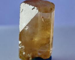 NR!!!! 25.50 CTs Natural - Unheated Orange Brown Topaz Crystal