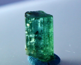 NR!!!! 1.80 CTs Natural - Unheated Green Tourmaline Crystal