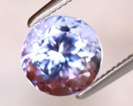 Tanzanite 2.14Ct Natural VVS Purplish Blue Tanzanite ER395/D4