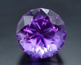 Deep Purple 33.55 Ct Natural Amethyst ~ Africa