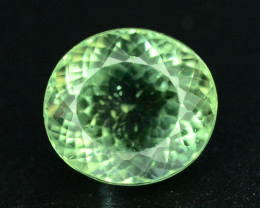 Great Luster 1.25 ct Green Apatite ~ K