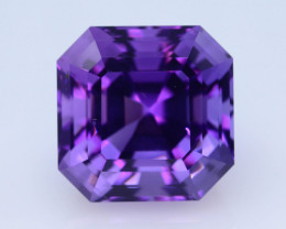 Deep Purple 24.40 Ct Natural Amethyst ~ Africa