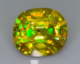 Rare AAA Fire 4.00 ct Sphene Sku-60
