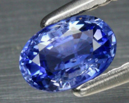 Blue Sapphire - 0.75cts - Ceylon - Heated only