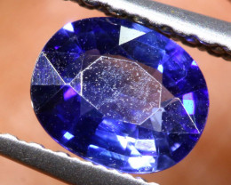 0.80  CTS BLUE CELYON SAPPHIRE NATURAL STONE  PG-206