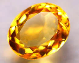 Citrine 3.60Ct Natural Golden Yellow Color Citrine E3007/A2