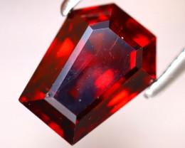 Almandine 2.42Ct Natural Vivid Blood Red Almandine Garnet EF3018/B3