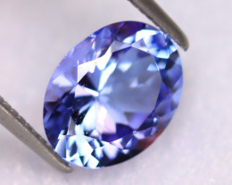 Tanzanite 2.16Ct Natural VVS Purplish Blue Tanzanite DK3004/D4