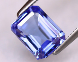 Tanzanite 2.20Ct Natural VVS Purplish Blue Tanzanite DK3005/D4