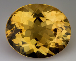 4.16 Cts Natural Heliodor Top Quality Gemstone HD1