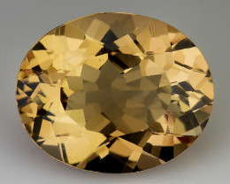 3.90Cts Natural Heliodor Top Quality Gemstone HD3