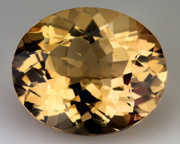 4.31Cts Natural Heliodor Top Quality Gemstone HD5