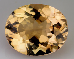 3.21Cts Natural Heliodor Top Quality Gemstone HD11