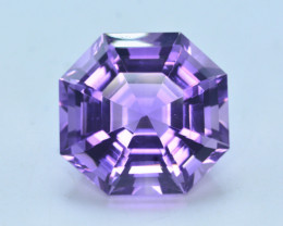 Quality Cutting  50 Ct Sparkling Color Natural Amethyst