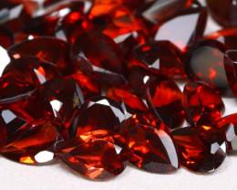 Spessartite 20.99Ct Pear Cut Natural Spessartite Garnet Lot B3387