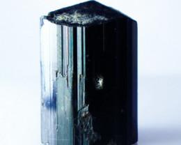49.70 CTs Natural - Unheated Black Tourmaline Crystal