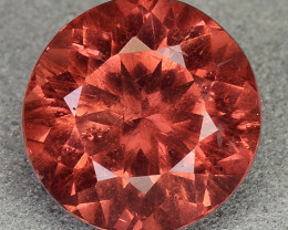 1.22 CT RARE RED  APATITE TOP CLASS CUT RA14