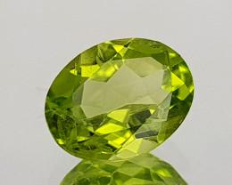 1.78Crt Peridot Natural Gemstones JI29