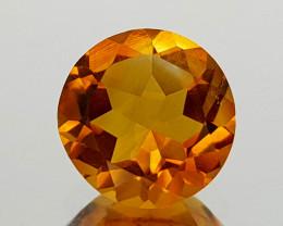 1.35Crt Madeira Citrine Natural Gemstones JI29