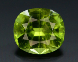 2.25 Ct Untreated Green Peridot ~tz