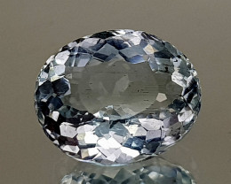 2.37Crt Aquamarine Natural Gemstones JI29