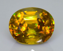 Rare AAA Fire 7.90 ct Sphene Sku-60
