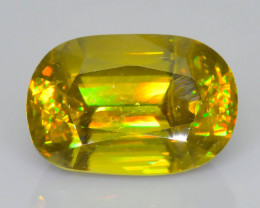 Rare AAA Fire 4.76 ct Sphene Sku-60