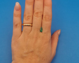 0,83ct Colombian Emeralds Ref 27/75 Colombian Emerald emerald Natural col