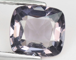 *NoReserve*Burma Spinel 1.20 Cts Unheated Rare Purple Pink Color Natural G