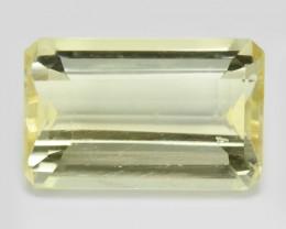 6.07 Cts Natural Lemon Color Scopalite Loose Gemstone