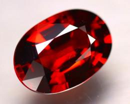 Almandine 2.32Ct Natural VVS Red Almandine Garnet D3104/B3