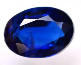 Kyanite 3.02Ct Natural Himalayan Royal Blue Color Kyanite D3118/A401
