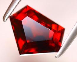 Almandine 2.09Ct Natural Red Almandine Garnet DF3119/B3