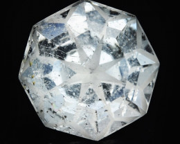 8.29 Cts Untreated Topaz Excellent Luster & Color Gemstone WT4
